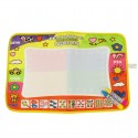 Little B House 29x45cm Water Drawing Painting Magic Pen Doodle Mat Toy Early Learning -BT36-M-C