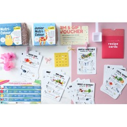 Little Baby Grains Starter Kit for 9-12 Months (ALL-NEW)