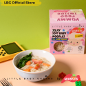 Little Baby Grains Silky Soft Baby Noodles for Babies from 7 Months (Bundle of 4)