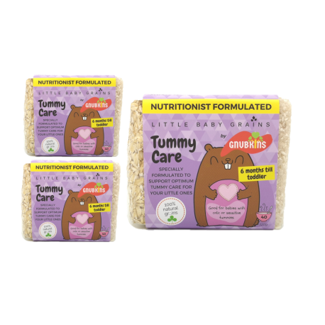 Little Baby Grains Nutritionist Fornulated Tummy Care (Bundle of 3)