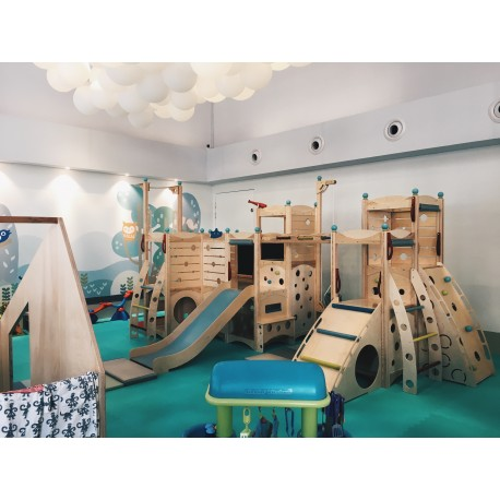 Weekday Admission Ticket-Playground The Cafe