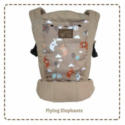 Cuddle Me Lite Carrier (Flying Elephant)