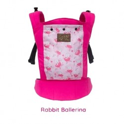 Cuddle Me Lite Carrier (Rabbit Ballerina)