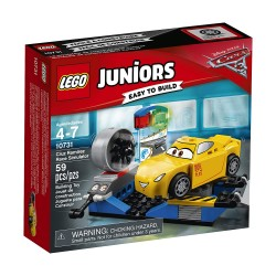 LEGO 10731 Disney Cars 3 Juniors Cruz Ramirez Race Simulator