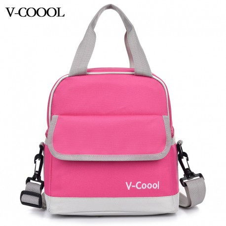 V-Coool Posh Cooler Bag (Rose Pink)