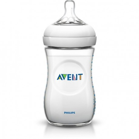 Philips Avent Natural Bottle 9oz / 260ml Single Pack