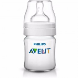 Philips Avent Polyamide Classic+ Feeding Baby Bottle 4oz/125ml