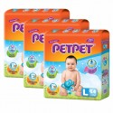 Pet Pet Mega Pack L64-3packs