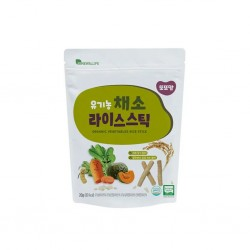 Renewallife DDODDOMAM Organic Vegetables Rice Stick