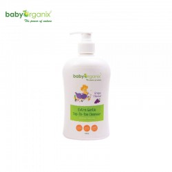 BabyOrganix Extra Gentle Top to Toe Cleanser (Grape)