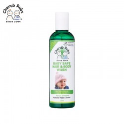 Cherub Rubs Hair & Body Wash 250ml