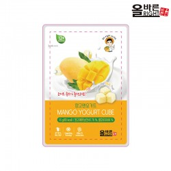 All-Right Korean Yogurt Cube Baby Snacks (Mango)