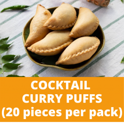 Lox Cocktail Curry Puffs (20pcs)