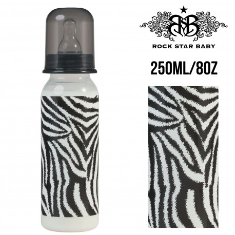 RSB Narrow Neck Bottles - LEOPARD (250ML/8OZ)