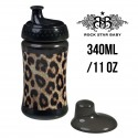 Rock Star Baby  Cup - LEOPARD (340ML/11OZ)