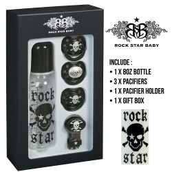 Rock Star Baby Gift Set 1 - PIRATE