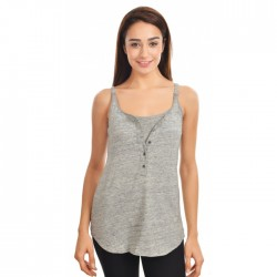 Lunavie Nursing Cami (Grey)