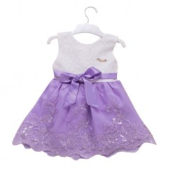 Little Treasure Bingo Baby Dinner Dress - LS376