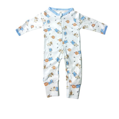 Little Star Baby Zips Sleepsuit with Cover - LS55256D