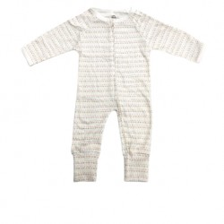 Little Star Baby Zips Sleepsuit with Cover - LS55256G