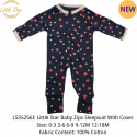 Little Star Baby Zips Sleepsuit with Cover - LS55256I