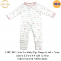 Little Star Baby Zips Sleepsuit with Cover - LS55256V
