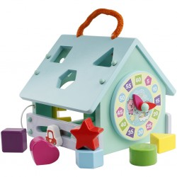 Pororo House Clock