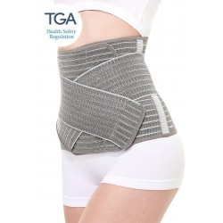 (New Edition) Mamaway Nano Bamboo Postnatal Recovery & Support Belly Band Bengkung Corset