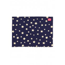 Mamaway Hypoallergenic Toddler Pillow Case - Navy Galaxy (Cover ONLY)