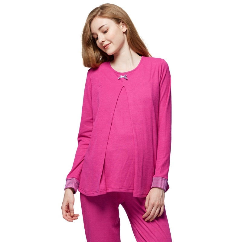 Comfy maternity sleepwear for all mothers-to-be. Getting comfy isn't easy when you're expecting, but the right sleepwear can certainly help. Explore a range of comfortable and stylish maternity sleepwear here on eBay, for any expectant mother.