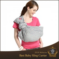 Mamaway Little Sailors ​Baby Ring Sling