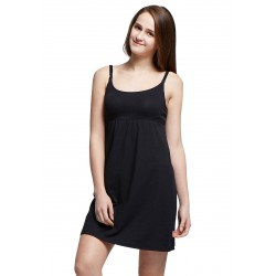 Mamaway Bra Top Dress with Built-in Bra (Black)
