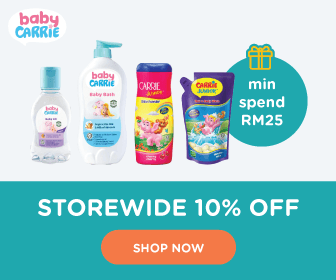 Baby Carrie Promotion