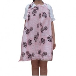 Mamma Palace Heliantus Series Nursing Cover with Wide Hooter Hider (Design F)