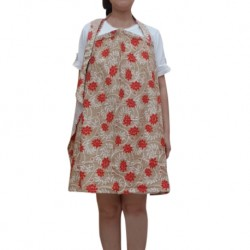 Mamma Palace Heliantus Series Nursing Cover with Wide Hooter Hider (Design G)