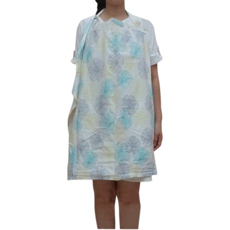 Heliantus Series Nursing Cover with Wide Hooter Hider (Design G)