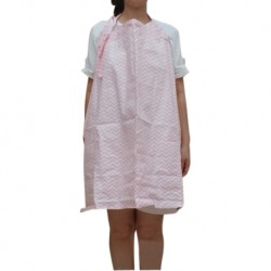 Mamma Palace Heliantus Series Nursing Cover with Wide Hooter Hider (Design I)