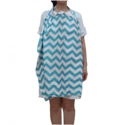 Mamma Palace Heliantus Series Nursing Cover with Wide Hooter Hider (Design J)