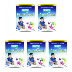 Suffy Pure Goat (1 year above) 400g (5 tin)