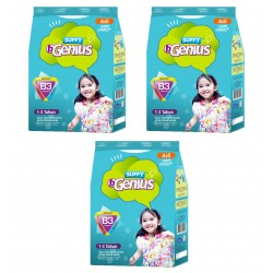 Suffy bGenius (1-3 years) 900g (3 packs)