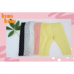 Kiwi Kiwi Cotton Spandex Legging for Babies Girls