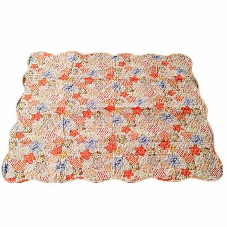 Maylee Cotton Patchwork Baby Quilted