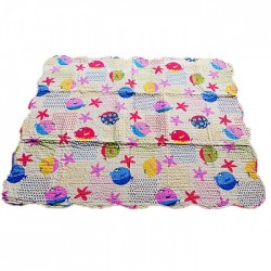 Maylee Cotton Patchwork Baby Quilted (BQ Fish)