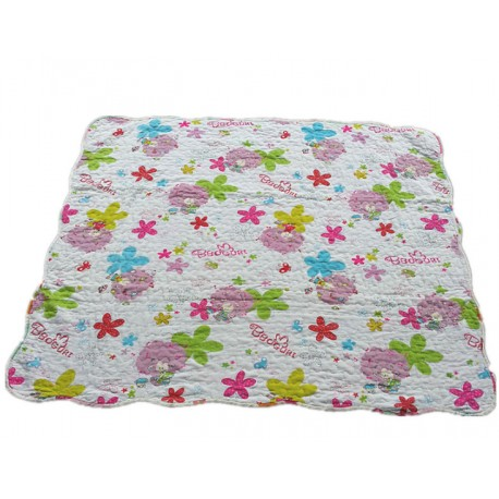 Maylee Cotton Patchwork Baby Quilted Girl