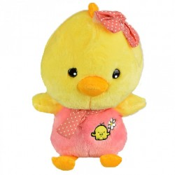 Maylee Cute Plush Chick 27cm (Pink)