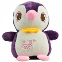 Maylee Cute Plush Penguin 25cm (Dark Purple)