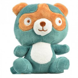 Maylee Cute Plush Squirrel 18cm (Green)