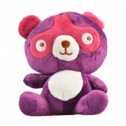 Maylee Cute Plush Squirrel 18cm (Purple)
