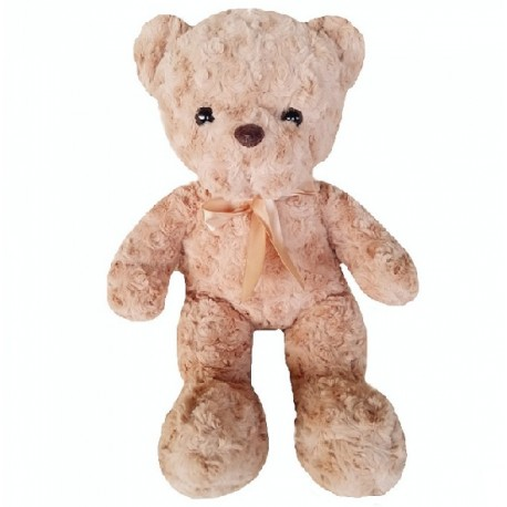 Maylee Cute Plush Teddy Bear 42cm Brown (Bear R-brown)