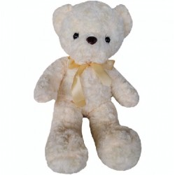 Maylee Cute Plush Teddy Bear 42cm Peach (Bear R-peach)